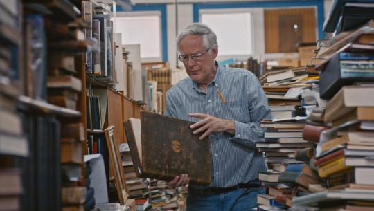 150 Stories that Shape British Columbia - E48 - The Man with 100,000 Books