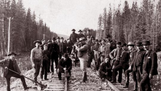 150 Stories that Shape British Columbia - E1 - The Last Spike