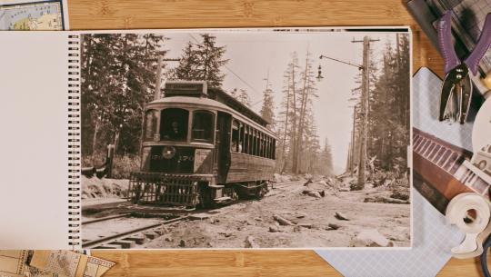 150 Stories that Shape British Columbia - E34 - The Electric Rail