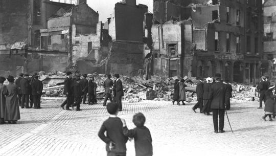 1916: The Irish Rebellion - E3 - When Myth and History Rhyme
