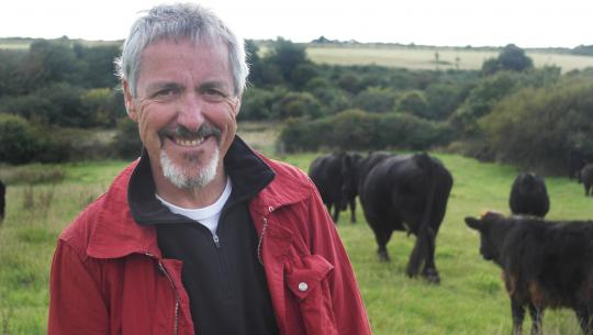 A Great Welsh Adventure with Griff Rhys Jones - E3 - Pembrokeshire