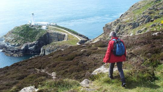 A Great Welsh Adventure with Griff Rhys Jones - E4 - Anglesey