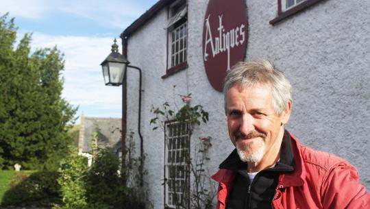 A Great Welsh Adventure with Griff Rhys Jones - E6 - Conwy