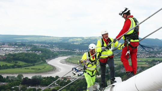 A Great Welsh Adventure with Griff Rhys Jones - E7 - Border