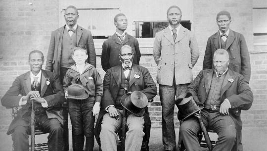 Africa and Britain: A Forgotten History - E4 - The Homecoming