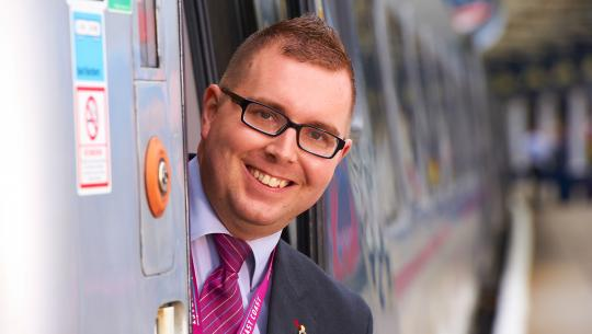 All Aboard: East Coast Trains - E1 - At Your Service