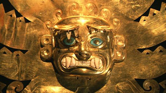 Art of the Heist - S2E6 - On the Trail of Moche Gold
