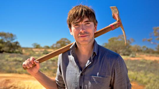 Australia with Simon Reeve - E1 - Australia With Simon Reeve