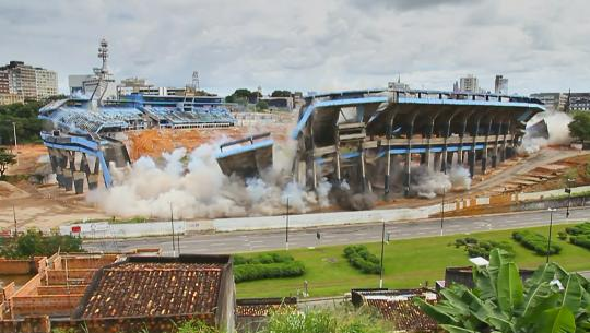 Blowdown - E8 - World Cup Demolition