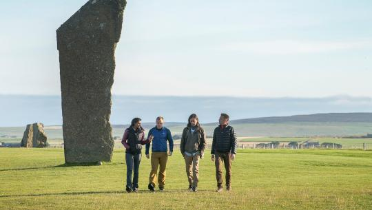 Britain's Ancient Capital: Secrets of Orkney - E1 - Britain's Ancient Capital: Secrets of Orkney