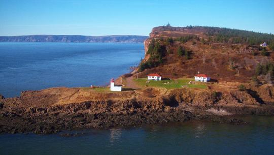 Canada Over the Edge - S1E4 - Bay of Fundy, Nova Scotia