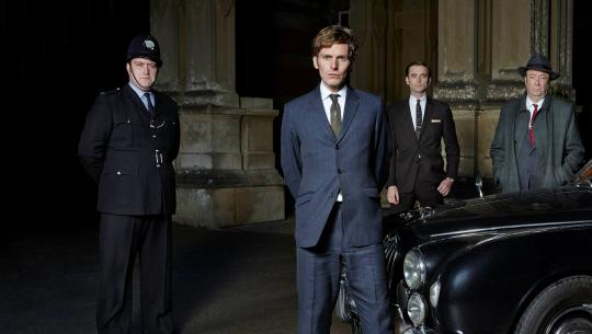 Endeavour - S5 - Preview
