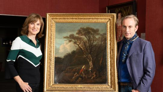 Fake or Fortune - S8E1 - The Lost Gainsborough
