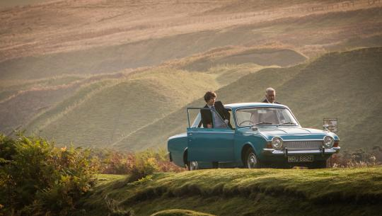 George Gently - S7E2 - Breathe In The Air