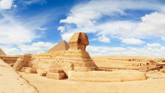 Globe Trekker Middle East and North Africa  - E1 - Egypt