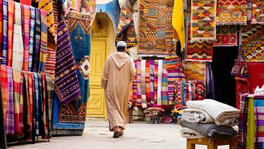 Globe Trekker Middle East and North Africa  - E7 - Morocco