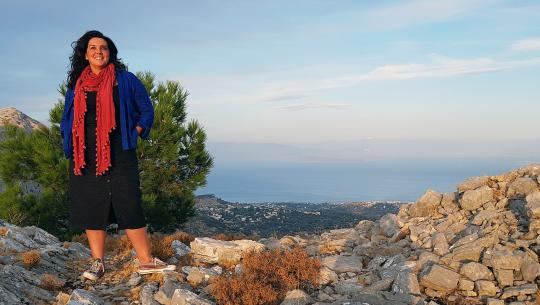 Greek Island Odyssey with Bettany Hughes - E1 - Greek Island Odyssey with Bettany Hughes