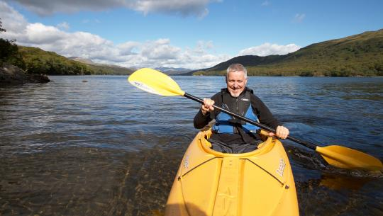 Griff's Great Britain - E6 - Lakes