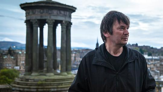 Ian Rankin: My Edinburgh