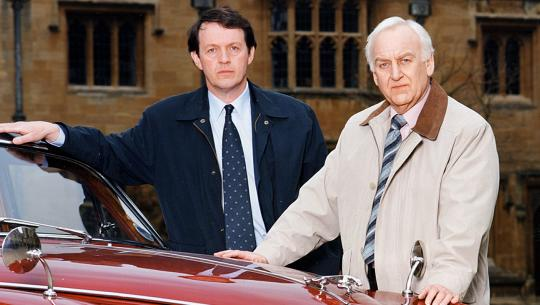 Inspector Morse - Specials E5 - The Remorseful Day