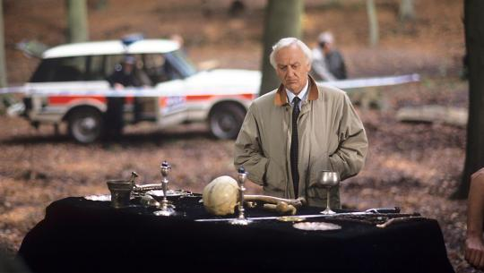 Inspector Morse - S7E2 - The Day of the Devil