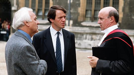 Inspector Morse - S7E3 - Twilight of the Gods