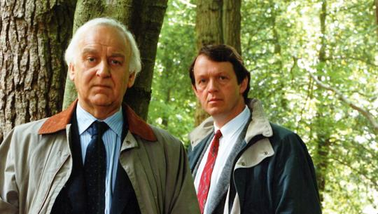 Inspector Morse - Specials E1 - The Way Through the Woods