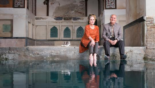 Joanna Lumley's Silk Road Adventure - E3 - Iran