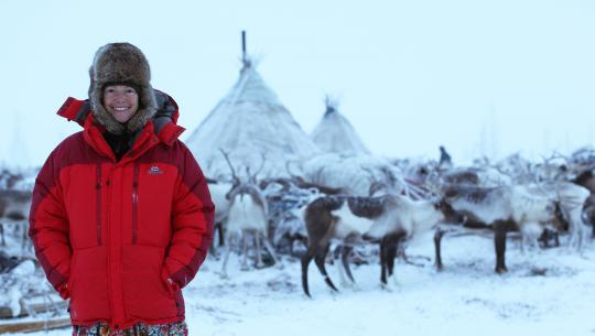 Kate Humble: Living with Nomads - E2 - Siberia