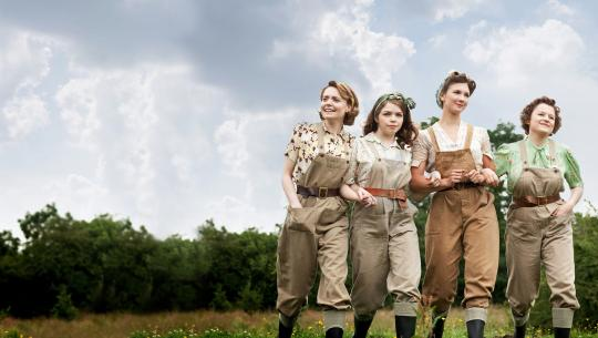 Land Girls - S1 - Preview