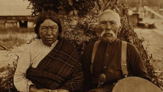 Looking at Edward Curtis in the Pacific Northwest - E1 - Let's Do This
