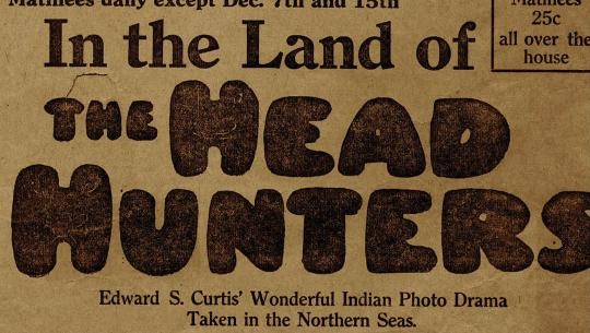 Looking at Edward Curtis in the Pacific Northwest - E3 - From the Beginning