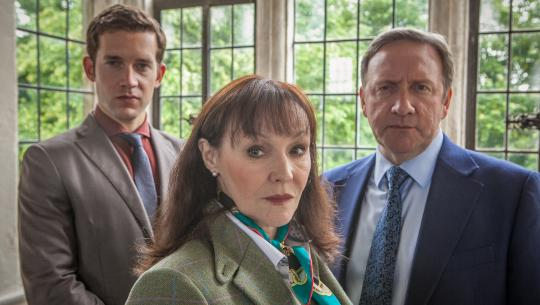 Midsomer Murders - S19E2 - Crime and Punishment