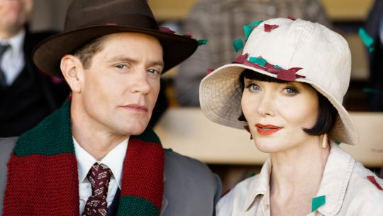 Miss Fisher's Murder Mysteries - S2E6 - Marked For Murder