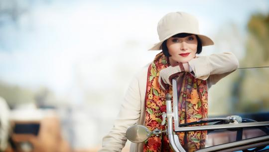 Miss Fisher's Murder Mysteries - S2E10 - Death on the Vine