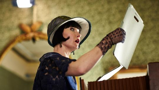 Miss Fisher's Murder Mysteries - S3E5 - Death and Hysteria