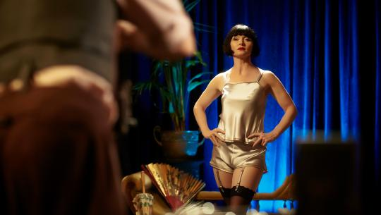 Miss Fisher's Murder Mysteries - S3E7 - Game, Set and Murder