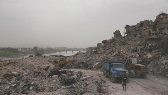Mosul After the War