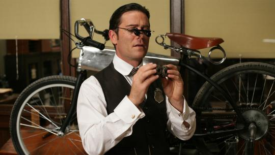 Murdoch Mysteries - S1E2 - The Glass Ceiling