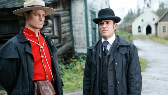 Murdoch Mysteries - S2E13 - Anything You Can Do...