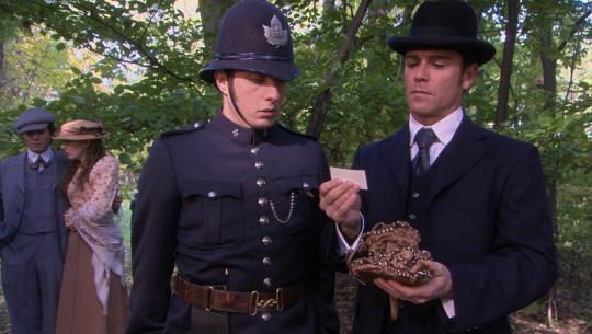 Murdoch Mysteries - S3E12 - In the Altogether
