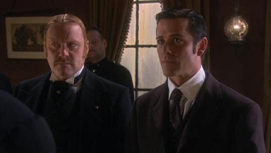 Murdoch Mysteries - S3E2 - The Great Wall