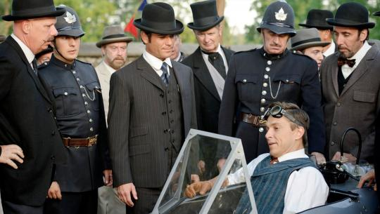 Murdoch Mysteries - S5E6 - Who Killed the Electric Carriage?