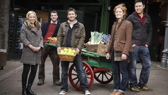 Our Food - E4 - West of Scotland