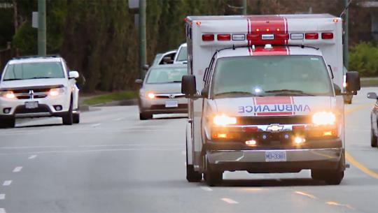 Paramedics: Life on the Line - Preview