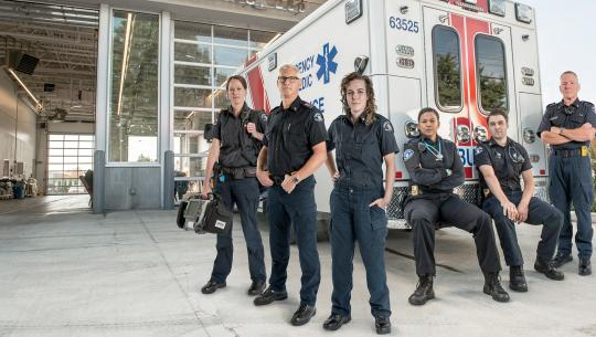 Paramedics: Life on the Line