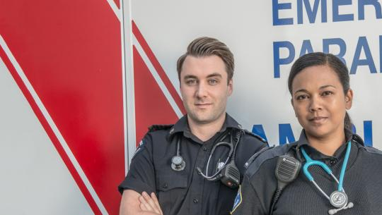 Paramedics: Life on the Line - E10 - No Occupation for Old Men