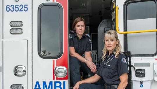 Paramedics: Life on the Line - E5 - Lost in Life