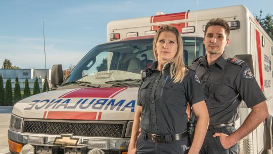 Paramedics: Life on the Line - E7 - Instincts