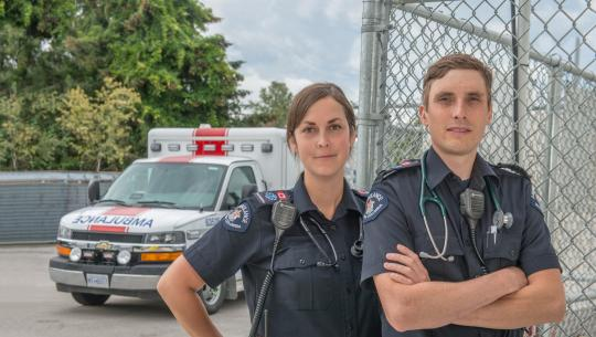 Paramedics: Life on the Line - E9 - Night Shift
